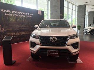 [Toyota Okayama Đà Nẵng] Toyota Fortuner 2.4 AT Legender - KM hấp dẫn - Đủ màu, giao ngay - Hỗ trợ 85%/8 năm