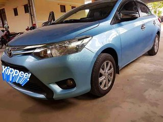 Bán Toyota Vios sản xuất năm 2016, màu xanh lam còn mới