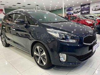 Bán ô tô Kia Rondo năm sản xuất 2015, màu xanh lam còn mới
