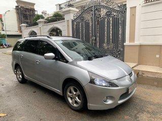 Xe Mitsubishi Grandis sản xuất 2005, màu bạc xe gia đình, giá 255tr