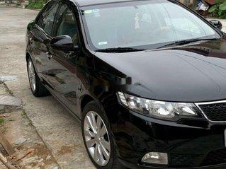 Bán xe Kia Forte đời 2011, màu đen còn mới