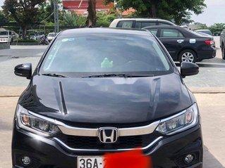 Cần bán gấp Honda City năm sản xuất 2017, giá chỉ thấp, động cơ ổn định