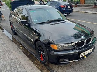Bán ô tô BMW 3 Series 318i sản xuất năm 2005, màu đen, xe nhập