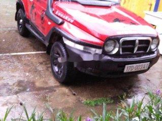 Bán xe Ssangyong Korando đời 2004, màu đỏ, nhập khẩu