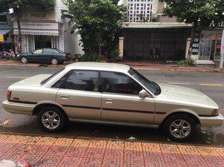 Bán Toyota Camry 1988, màu vàng, xe nhập còn mới