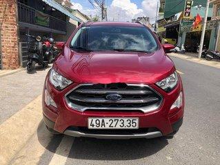 Bán ô tô Ford EcoSport đời 2019, màu đỏ còn mới, giá 580tr