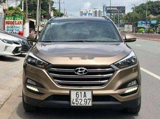 Xe Hyundai Tucson sản xuất năm 2018, màu nâu còn mới