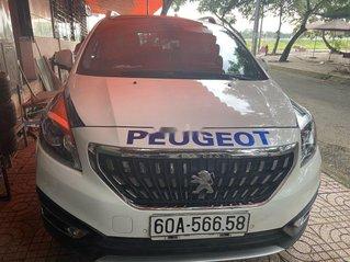 Bán Peugeot 3008 đời 2015, màu trắng, nhập khẩu nguyên chiếc