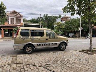 Cần bán lại xe Mitsubishi Jolie đời 2003, màu vàng còn mới