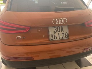 Cần bán xe Audi Q3 sản xuất năm 2013, màu nâu, nhập khẩu nguyên chiếc còn mới giá cạnh tranh