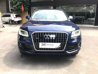 Cần bán lại xe Audi Q5 năm 2013, nhập khẩu còn mới, giá chỉ 929 triệu