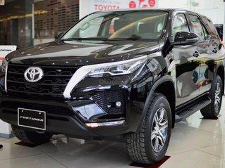 Toyota Fortuner 2021 giá tốt nhất miền Nam, hỗ trợ trả góp lãi suất cực thấp, đủ màu giao ngay toàn quốc