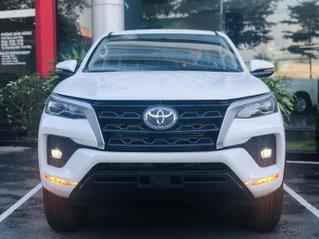 """""""Hot"""" Toyota Fortuner 2.4G MT 2020 - đủ màu, giao ngay - mua xe chỉ từ 240tr - KM hấp dẫn"""