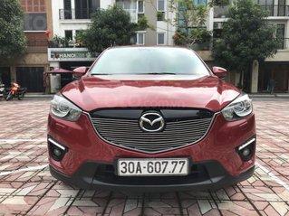Bán xe Mazda CX5 2.0AT tự động, màu đỏ
