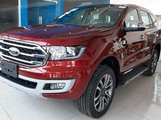 Bán Ford Everest 2020 nhập khẩu Thái Lan, giá từ 1 tỷ 022tr
