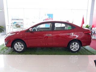 [Toyota Okayama Đà Nẵng] Toyota Vios khuyến mãi hấp dẫn, hỗ trợ tài chính 85%/8 năm và giảm 50% thuế trước bạ