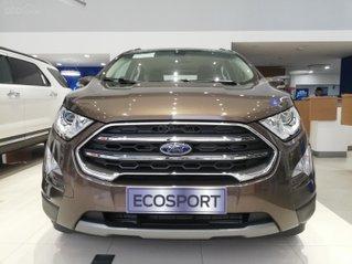 Ford Ecosport 2020, ưu đãi khủng 100% phí trước bạ 0đ