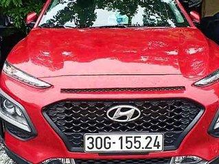 Bán xe Hyundai Kona sản xuất 2019, màu đỏ còn mới