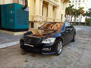 Bán ô tô Mercedes S class sản xuất 2005, màu đen, nhập khẩu còn mới, 579tr