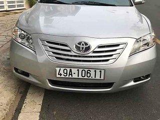 Cần bán lại xe Toyota Camry sản xuất năm 2008, màu bạc, nhập khẩu còn mới, giá tốt