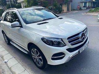 Cần bán lại xe Mercedes GLE400 năm 2017, màu trắng, xe nhập như mới