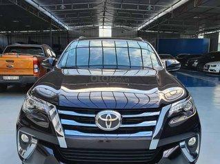 Bán Fortuner 2.8AT 2018 tự động máy dầu bản cao cấp nhập khấu, xe zin 100%