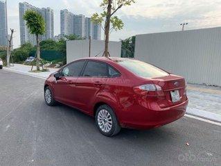 Bán Ford Fiesta 1.6 AT SX 2012 màu đỏ