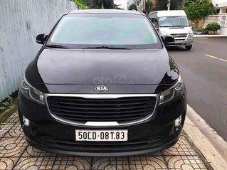 Bán ô tô Kia Sedona 2.2L DAT sản xuất năm 2016, màu đen