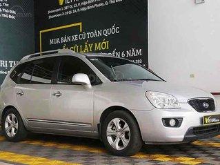 Cần bán lại xe Kia Carens EX 2.0MT sản xuất 2016, màu bạc, 366 triệu