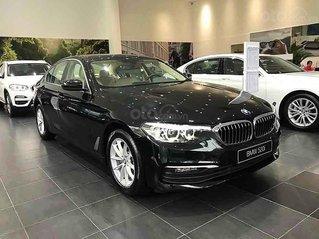 Cần bán xe BMW 5 Series 520i sản xuất năm 2019, màu đen, nhập khẩu