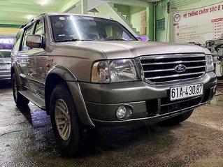 Cần bán xe Ford Everest đời 2006, màu ghi vàng còn mới