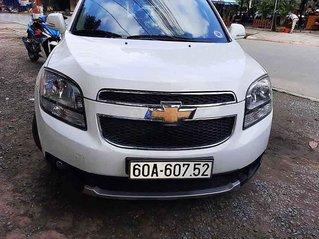 Cần bán Chevrolet Orlando 1.8AT đời 2015, màu trắng