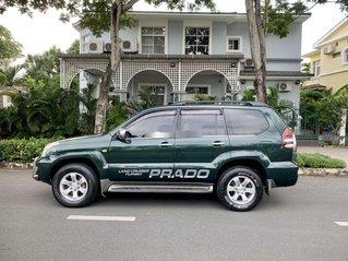 Xe Toyota Prado sản xuất năm 2006, xe nhập, số tự động