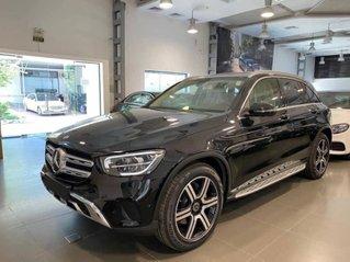 Xe Mercedes GLC-Class sản xuất 2020, màu đen còn mới