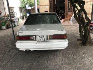 Cần bán Toyota Camry năm 1983, màu trắng, nhập khẩu nguyên chiếc
