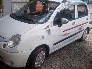 Bán xe Daewoo Matiz sản xuất năm 2004, màu trắng