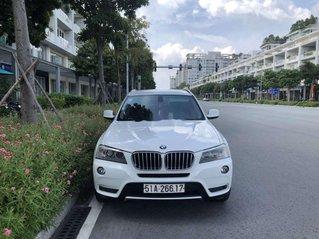 Bán BMW X3 sản xuất 2012, nhập khẩu nguyên chiếc còn mới, 750 triệu