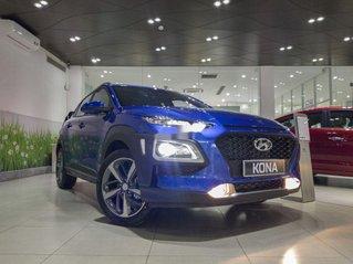 Cần bán xe Hyundai Kona sản xuất năm 2020, màu xanh lam