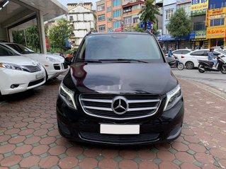 Bán xe Mercedes V220 năm sản xuất 2016, màu đen, nhập khẩu