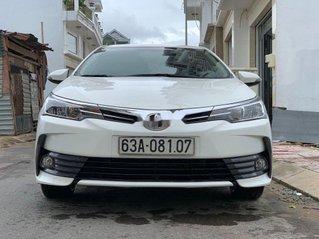 Xe Toyota Corolla Altis năm 2018, xe nhập còn mới