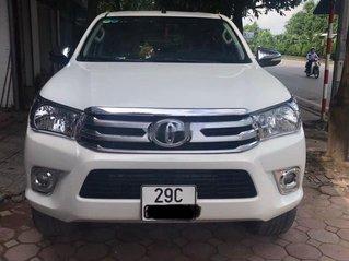 Bán Toyota Hilux sản xuất 2016, nhập khẩu còn mới