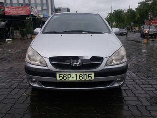 Bán Hyundai Getz đời 2010, màu bạc, nhập khẩu còn mới