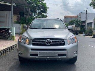 Bán xe Toyota RAV4 sản xuất năm 2007, màu bạc, xe nhập, giá chỉ 445 triệu