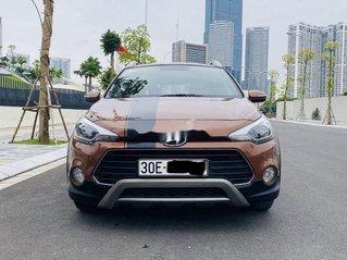 Bán ô tô Hyundai i20 Active đời 2016, màu nâu còn mới