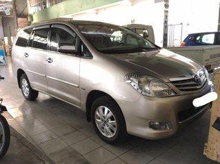 Bán Toyota Innova sản xuất 2010, nhập khẩu, số sàn