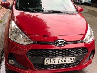 Cần bán xe Hyundai Grand i10 sản xuất năm 2018, xe gia đình