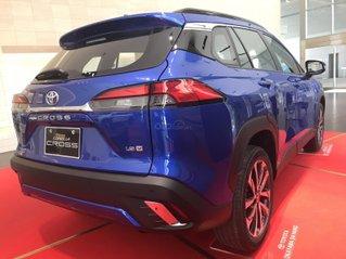 """[Toyota Okayama Đà Nẵng] """"Hot"""" Corolla Cross bản cao cấp, đủ màu giao ngay, nhập Thái - 260 triệu nhận xe ngay"""