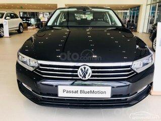 Volkswagen Passat 1.8l 2020, màu đen, xe nhập