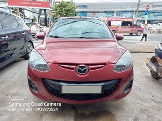 Mazda 2S 1.5AT model 2013, màu đỏ, số tự động, gia đình sử dụng kỹ, đi chuẩn 50.000km