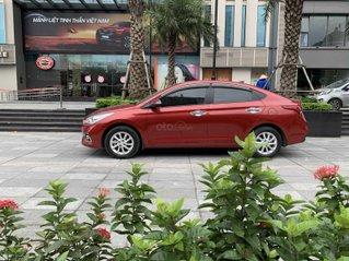 Bán xe Hyundai Accent đời 2018, màu đỏ, xe gia đình, giá chỉ 425 triệu đồng